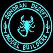IPMS Sonoran Desert Model Builders Logo