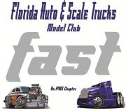 <em>Edit Chapter</em> IPMS/Florida Auto & Scale Truck Model Club (FAST) Logo