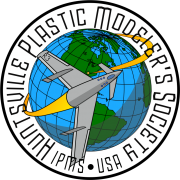 IPMS/Huntsville Plastic Modelers Society Logo
