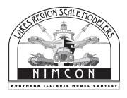 Lakes Region Scale Modelers Logo