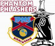 IPMS/Phantom Flashers Logo