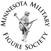 Minnesota Military Figure Society (MMFS) Logo