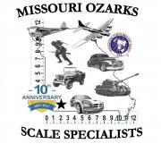 Missouri Ozark Scale Specialists Logo