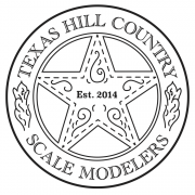 Texas Hill Country Scale Modelers Logo