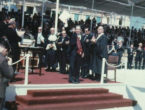 Malta's Declaration of Independence, 21st September 1964