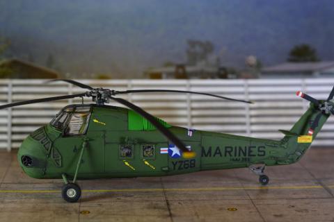 1/72 Hobby Boss UH43D Choctaw