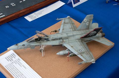 HobbyBoss 1/48th F-18A/F Hornet