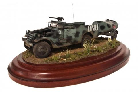 Swedish M3 Scout car