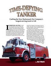 Time Defying Tanker