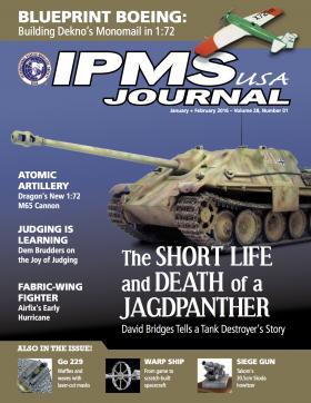 January/February 2016 Cover